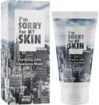 Ultru Jelly Purifying Mask - Ultru I'm Sorry For My Skin Purifying Cleansing Jelly Mask 100 ml Masca de fata