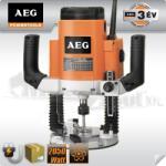 AEG OF2050E Masina de frezat verticala