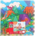 Sun Ta Toys Мек пъзел Sun Ta Toys - Светът на динозаврите 4+8 части (3074) - ozone