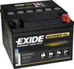 Exide Equipment Gel 25Ah 150A right+ ES290
