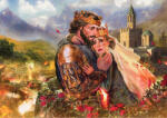 Black Sea Puzzles Пъзел Black Sea Puzzles от 1000 части - Последната целувка на цар Иван, Калоян Стоянов (BS42104)