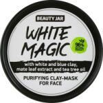 Beauty Jar Mască pe bază de frunze mate pentru față - Beauty Jar White Magic 125 g Masca de fata