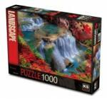 KS Games Пъзел 1000 части Рай