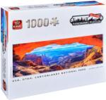 King Панорамен пъзел King от 1000 части - Национален парк Кениънлендс, Сузане Кремер - kidsplace