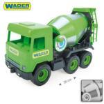Wader Голям зелен Камион бетоновоз за игра