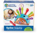 Learning Resources Бебешка играчка за фина моторика - Таралежа Спайк - kidsplace