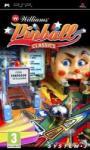 System 3 Williams Pinball Classics (PSP) Játékprogram