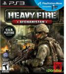 Mastiff  Heavy Fire Afghanistan (PS3) Játékprogram