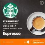 Starbucks by Nescafé Dolce Gusto Colombia Espresso kávékapszula 12 db/12 csésze 66 g