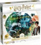 Winning Moves Пъзел Winning Moves от 500 части - Хари Потър, вълшебни създания