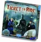 Days of Wonder Разширение за настолна игра Ticket to Ride - United Kingdom
