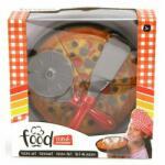 Otto - Set de joaca Pizza , Cu accesorii speciale din Plastic (OS473-0901) Bucatarie copii