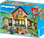 Playmobil Tanyaház bio árukkal és kis piaccal (5120)
