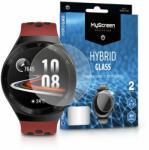 MyScreen Protector Hybrid Glass LA-1904 Huawei Watch GT 2E képernyővédő üveg (2 db) (LA-1904)