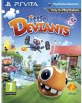 Sony Little Deviants (PS Vita) Játékprogram