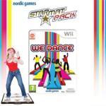 Nordic Games We Dance [StarMat Pack] (Wii) Játékprogram