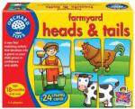 Orchard Toys Prietenii de la ferma FARMYARD HEADS TAILS