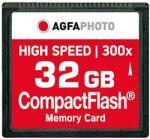 AgfaPhoto Compact Flash 32GB 300x 10435