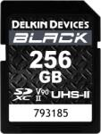 Delkin Devices SDXC Black 256GB UHS-II/V90 DSDBV90256