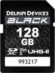 Delkin Devices SDXC Black 128GB UHS-II/V90 DSDBV90128