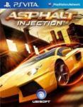 Ubisoft Asphalt Injection (PS Vita) Software - jocuri