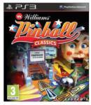 System 3 Williams Pinball Classics (PS3) Játékprogram