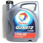 Total 10W40 Quartz 7000 4L