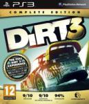 Codemasters DiRT 3 Complete Edition (PS3) Játékprogram