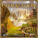 Fantasy Flight Games Sid Meiers Civilization: A Társasjáték