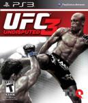 THQ UFC Undisputed 3 (PS3) Játékprogram