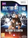 Doctor Who Return to Earth (Wii) Játékprogram