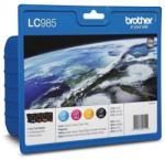 Brother LC985VALBP Value Pack (BK/C/M/Y)