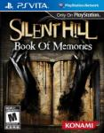 Konami Silent Hill Book of Memories (PS Vita) Játékprogram