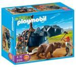 Playmobil Ősember medvével (5103)