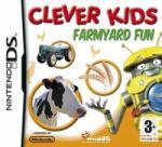 Midas Clever Kids Farmyard Fun (Nintendo DS) Software - jocuri