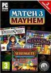 Licensed 4U Match 3 Mayhem (PC) Software - jocuri