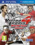 SEGA Virtua Tennis 4 [World Tour Edition] (PS Vita) Játékprogram