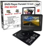 PNI NS769 DVD player portabil