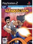 Global Star Software Serious Sam Next Encounter (PS2) Játékprogram